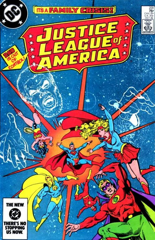 Justice League of America volume one issue 231