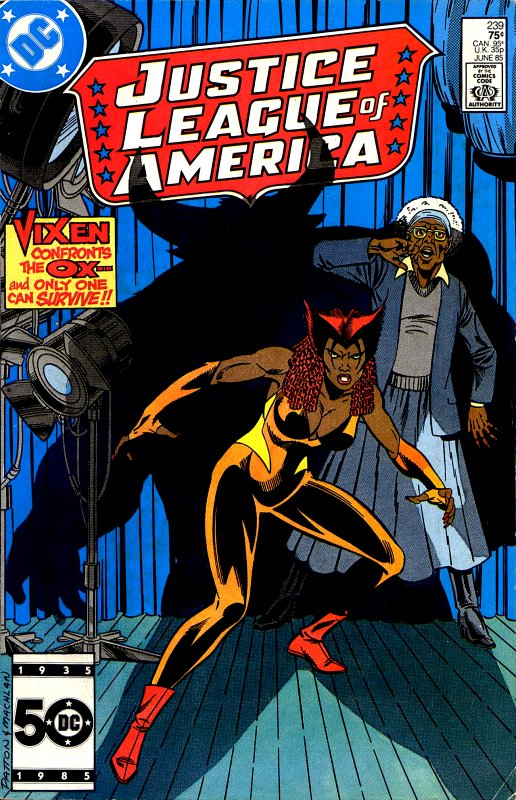 Justice League of America volume one issue 239