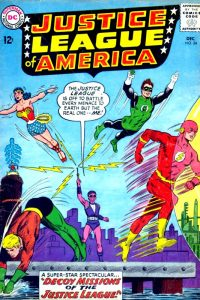 Justice League of America volume one issue 24