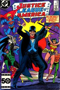 Justice League of America volume one issue 240