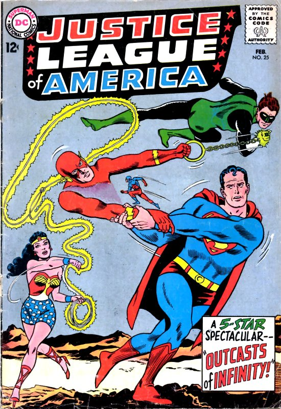 Justice League of America volume one issue 25
