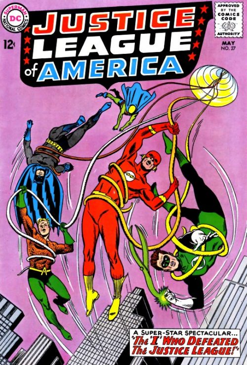 Justice League of America volume one issue 27