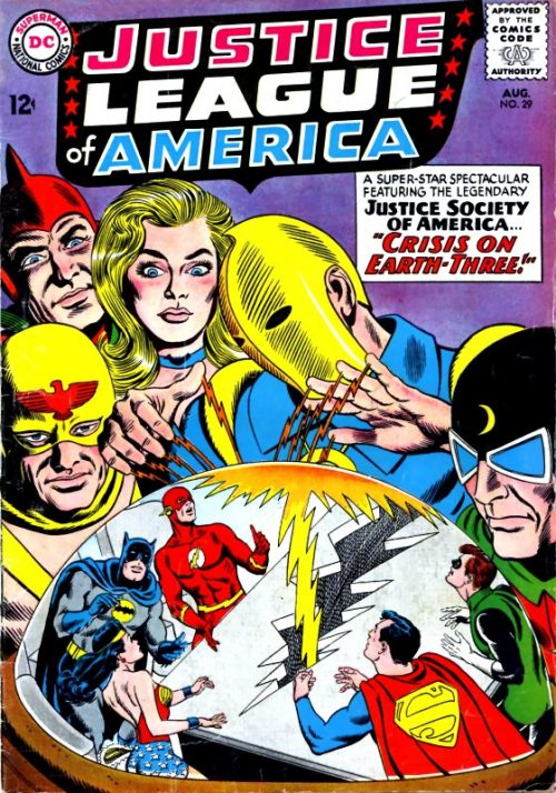 Justice League of America Volume One issue 29
