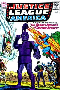 Justice League of America volume one issue 34
