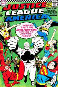Justice League of America volume one issue 43