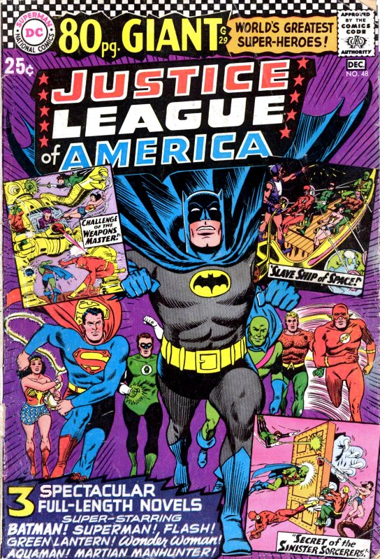 Justice League of America volume one issue 48