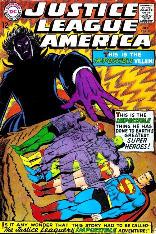 Justice League of America volume one issue 59