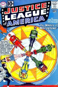 Justice League of America volume one issue 6