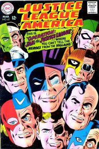 Justice League of America volume one issue 61