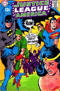 Justice League of America volume one issue 66