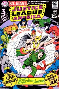 Justice League of America volume one issue 67