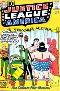 Justice League of America volume one issue 7