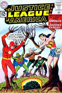 Justice League of America volume one issue 9