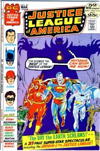 Justice League of America volume one issue 97