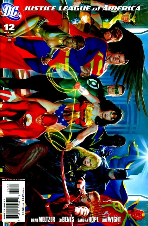 Justice League of America volume two issue 12