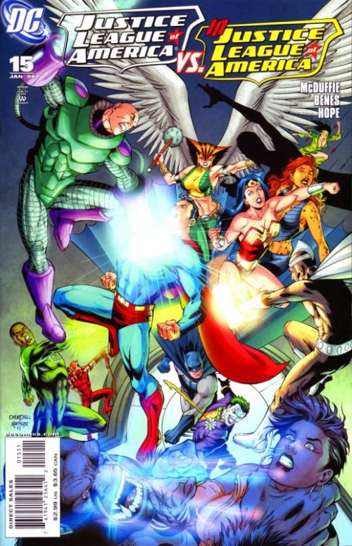 Justice League of America volume two issue 15