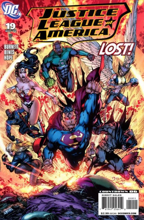 Justice League of America volume two issue 19