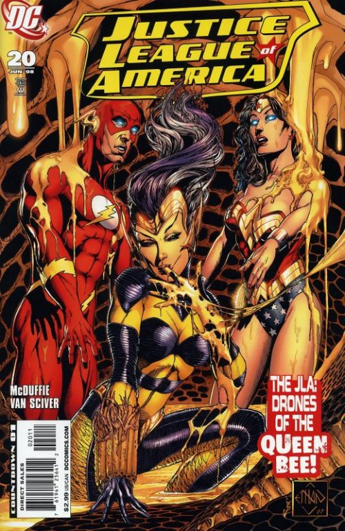 Justice League of America volume two issue 20