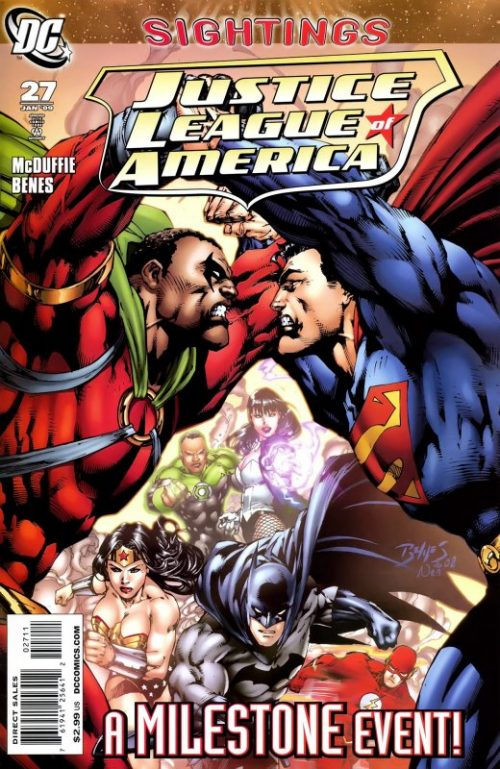 Justice League of America volume two issue 27