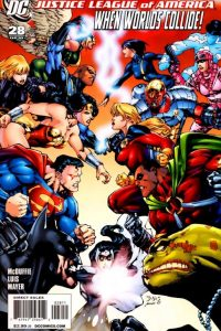 Justice League of America volume two issue 28