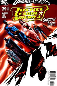 Justice League of America volume two issue 30
