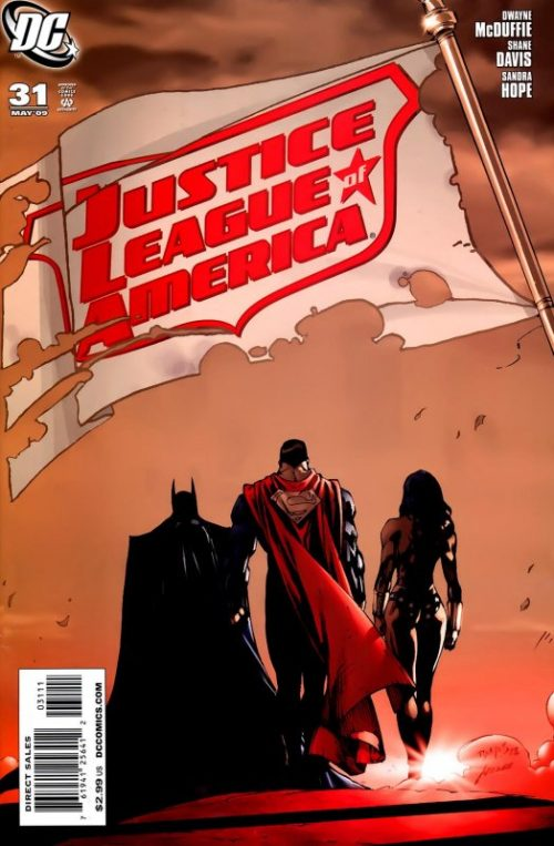 Justice League of America volume two issue 31