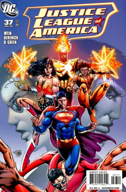 Justice League of America volume two issue 37