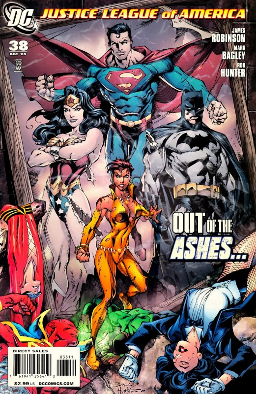 Justice League of America volume two issue 38
