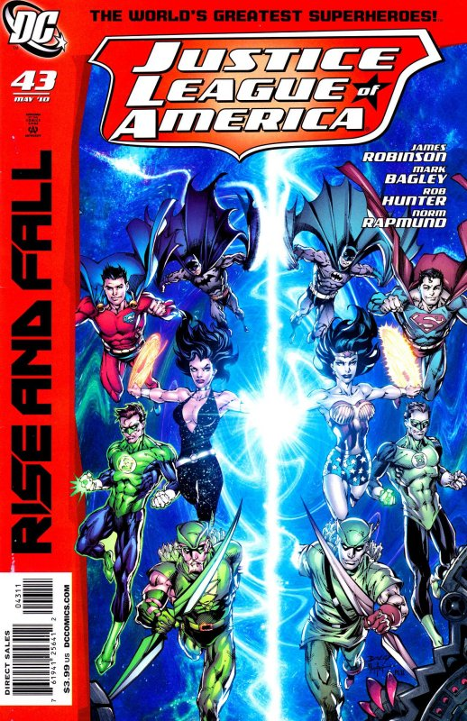 Justice League of America volume two issue 43