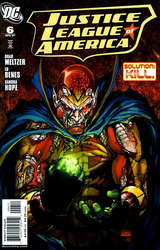Justice League of America volume two issue 6