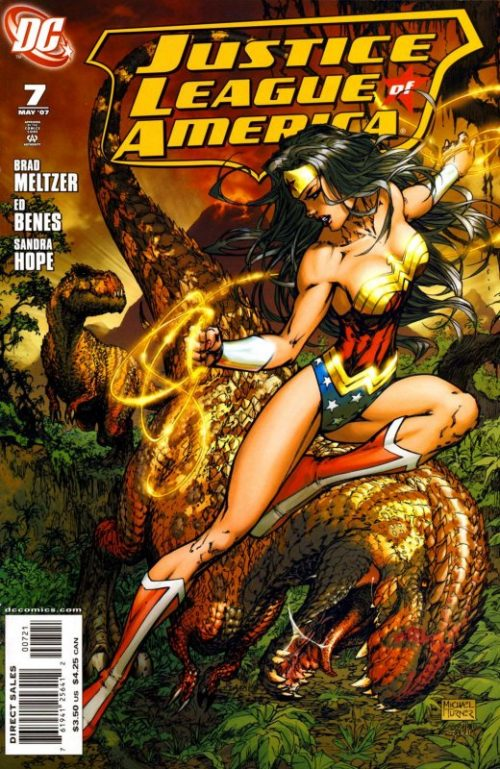 Justice League of America Volume Two issue 7