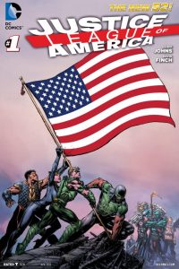 Justice League of America volume three issue 1