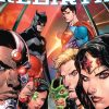 Justice League Rebirth issue 1