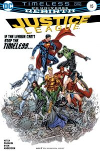 Justice League volume three issue 15