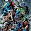 Justice League volume three issue 21