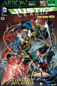 Justice League volume two issue 16