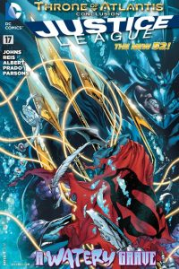 Justice League volume two issue 17