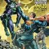 Justice League volume two issue 37