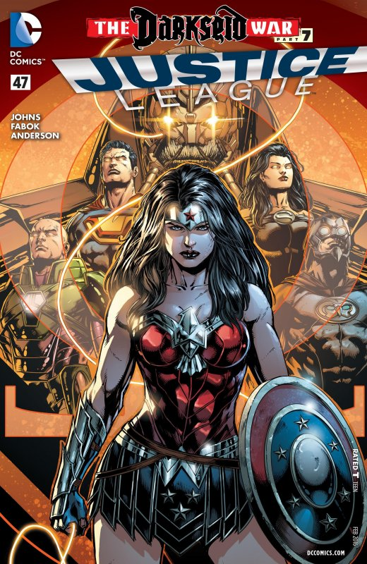 Justice League volume two issue 47