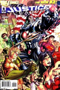 Justice League volume two issue 5