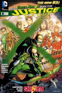 Justice League volume two issue 8