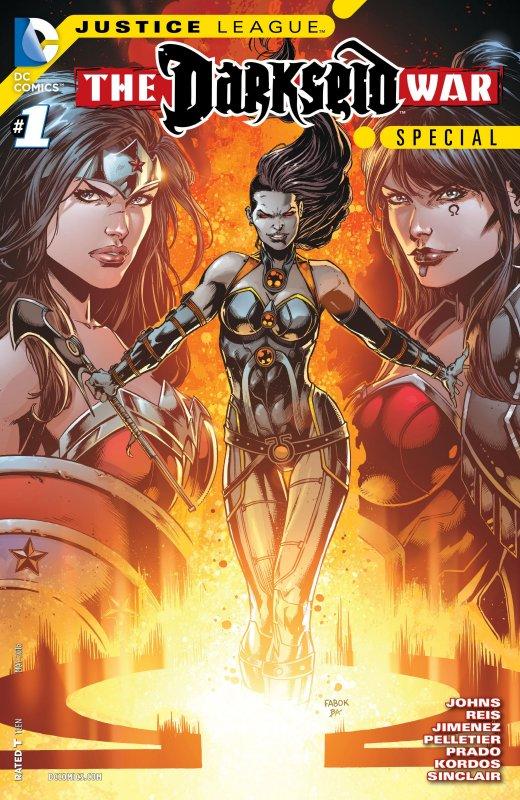 Justice League Darkseid War Special issue 1