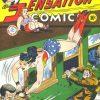 Sensation Comics Volume One Issue 10