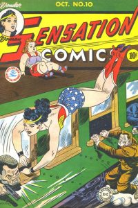 Sensation Comics Volume One Issue 10
