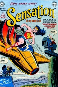 Sensation Comics Volume One issue 100