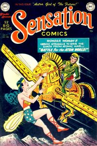 Sensation Comics Volume One issue 101
