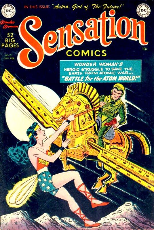 Sensation Comics Volume One issue 101