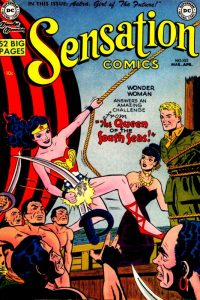 Sensation Comics Volume One issue 102