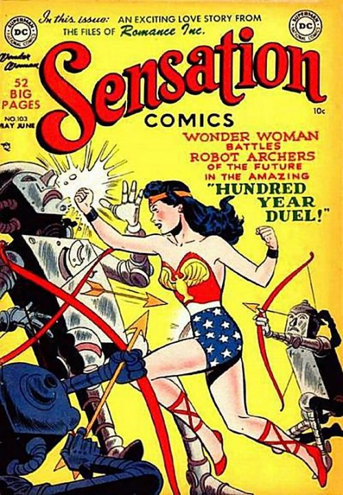 Sensation Comics Volume One Issue 103