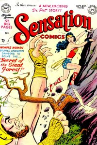 Sensation Comics Volume One Issue 105